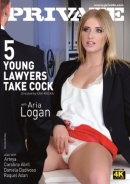 Specials 145 - 5 Young Lawyers Take Cock