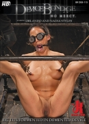Device Bondage - Big Tits Tormented in Demented Device