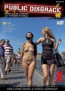 Public Disgrace - She Loves Being a Public Ashtray