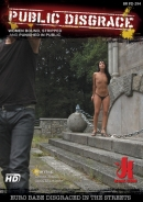 Public Disgrace - Euro Babe Disgraced in The Streets