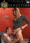 TS Seductions - She Locks Him Down With Her Cock!