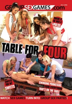 GROUPSEX GAMES - Table For Four