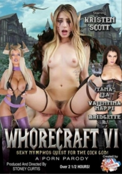 Whorecraft VI: Sexy Nymphos Quest For The Cock God!