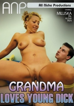 Grandma Loves Young Dick