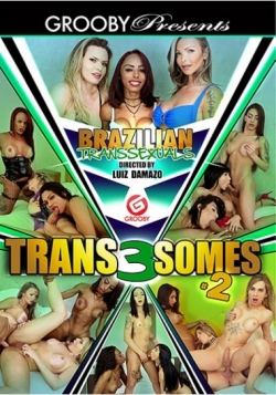 Brazilian Transsexuals Trans 3 Somes #2