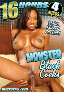 BOX Monster Black Cocks - 16 Hours