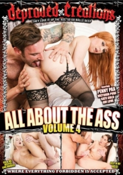 All About The Ass Vol. 4