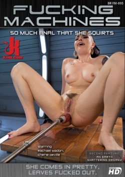 So Much Anal That She Squirts
