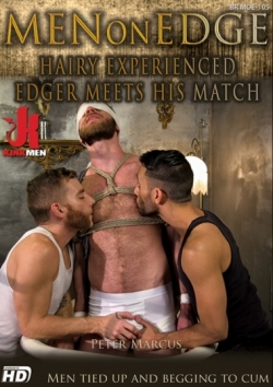 Hairy Experienced Edger Meets His Match